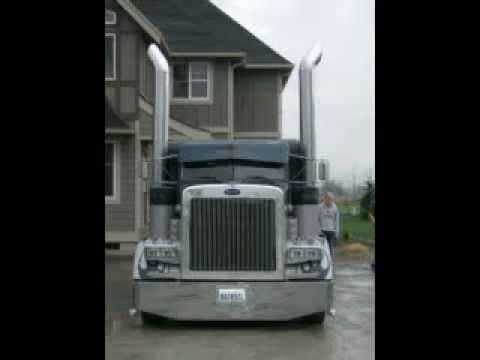 Mike Vandalen S Chopped 379 Peterbilt With 10 Quot Stacks Wow
