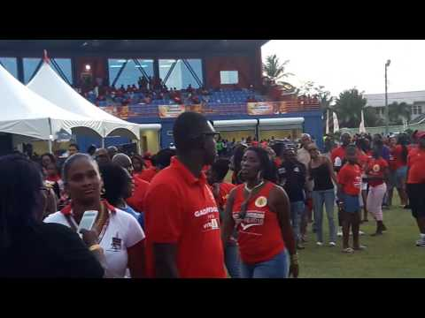 PNM Family Day Tobago Dance 1
