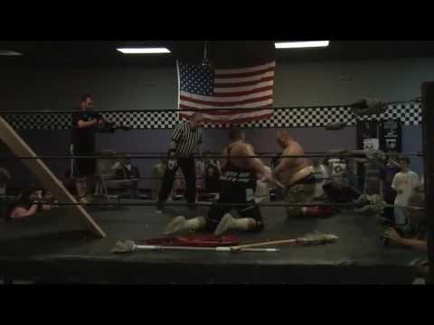 RTF Wrestling Debut Show 7/20/13