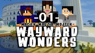Wayward Wonders #01 - Nowa przygoda! /w Gamerspace, Undecided