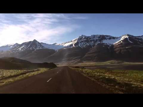 Iceland Ring Road - Watch a 23 Minute Time Lapse Drive Around Iceland's Ring Road