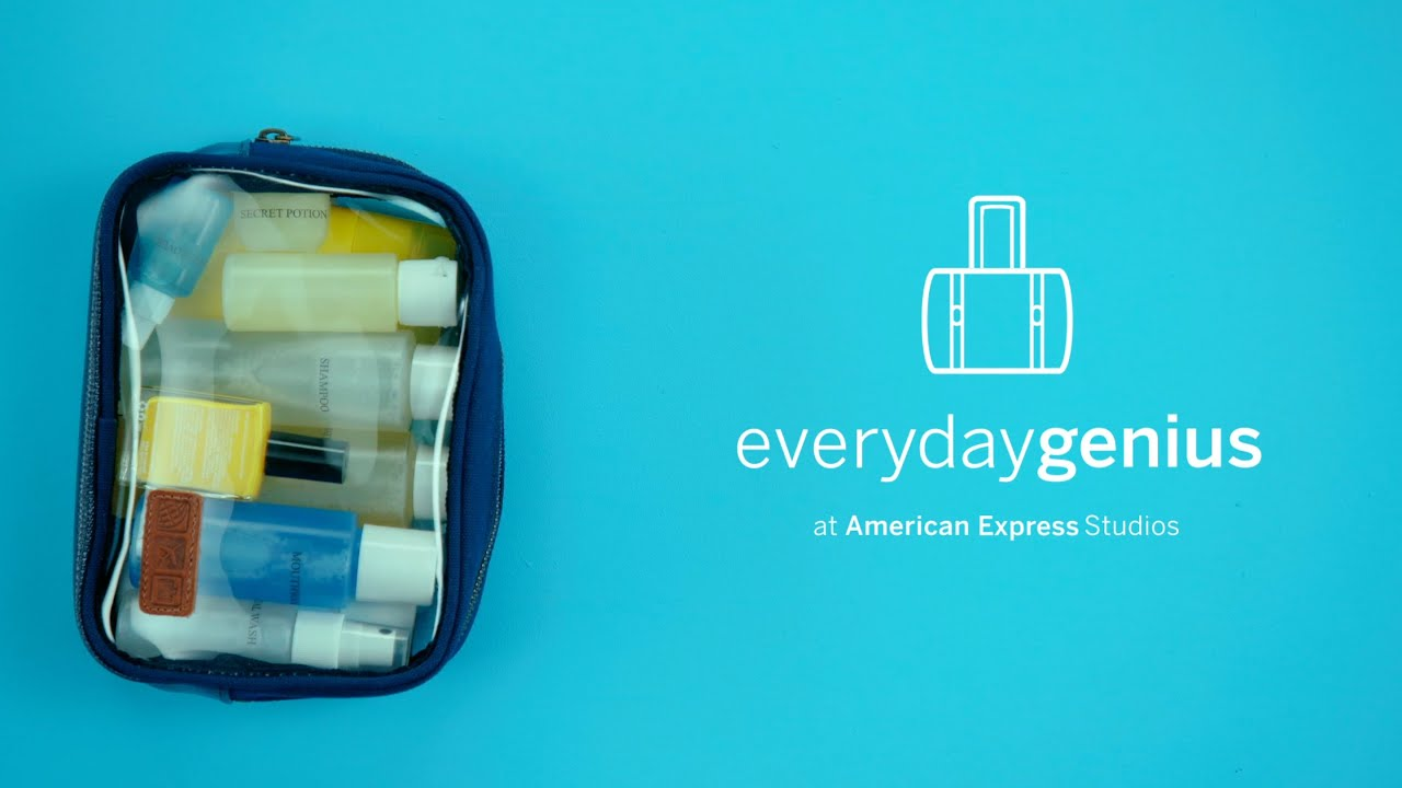 How to Fit More into Your Carry-On Bag | Everyday Genius with Kari Byron