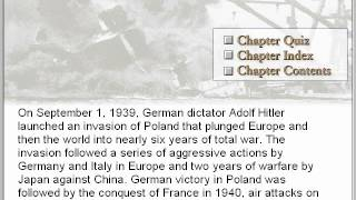 World War 2 1939-1945 - The American Journey Part 28 - History of America
