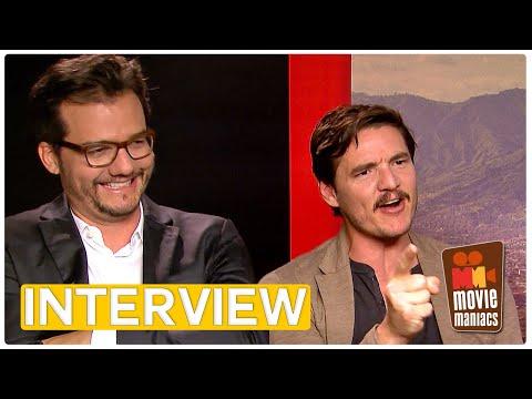 Narcos  Season 2  Wagner Moura & Pedro Pascal on Season 2  Netflix