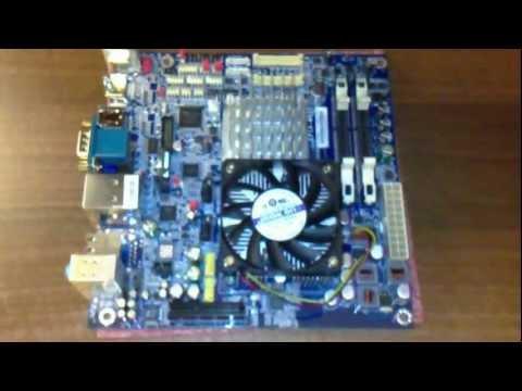 Unboxing VIA EPIA M920-12Q Mini-ITX