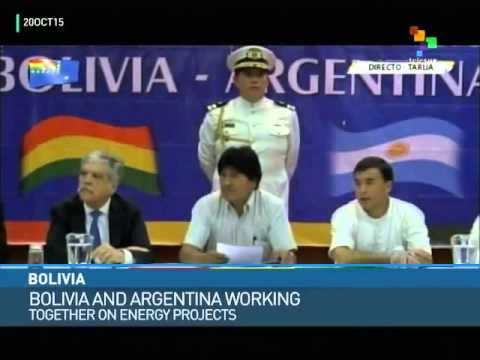 Bolivia and Argentina Working Together on Energy Projects