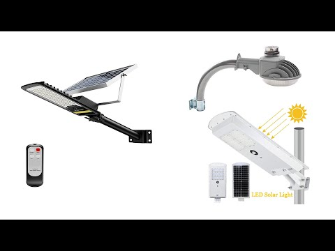 Best  Solar Street Lights Outdoor | Top 10  Solar Street Lights Outdoor For 2020 | Top Rated