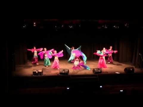 Spirit of the East Belly Dance- Harem