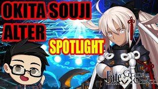 [Fate/Grand Order] Okita Souji Alter (5* Alter Ego) Spotlight