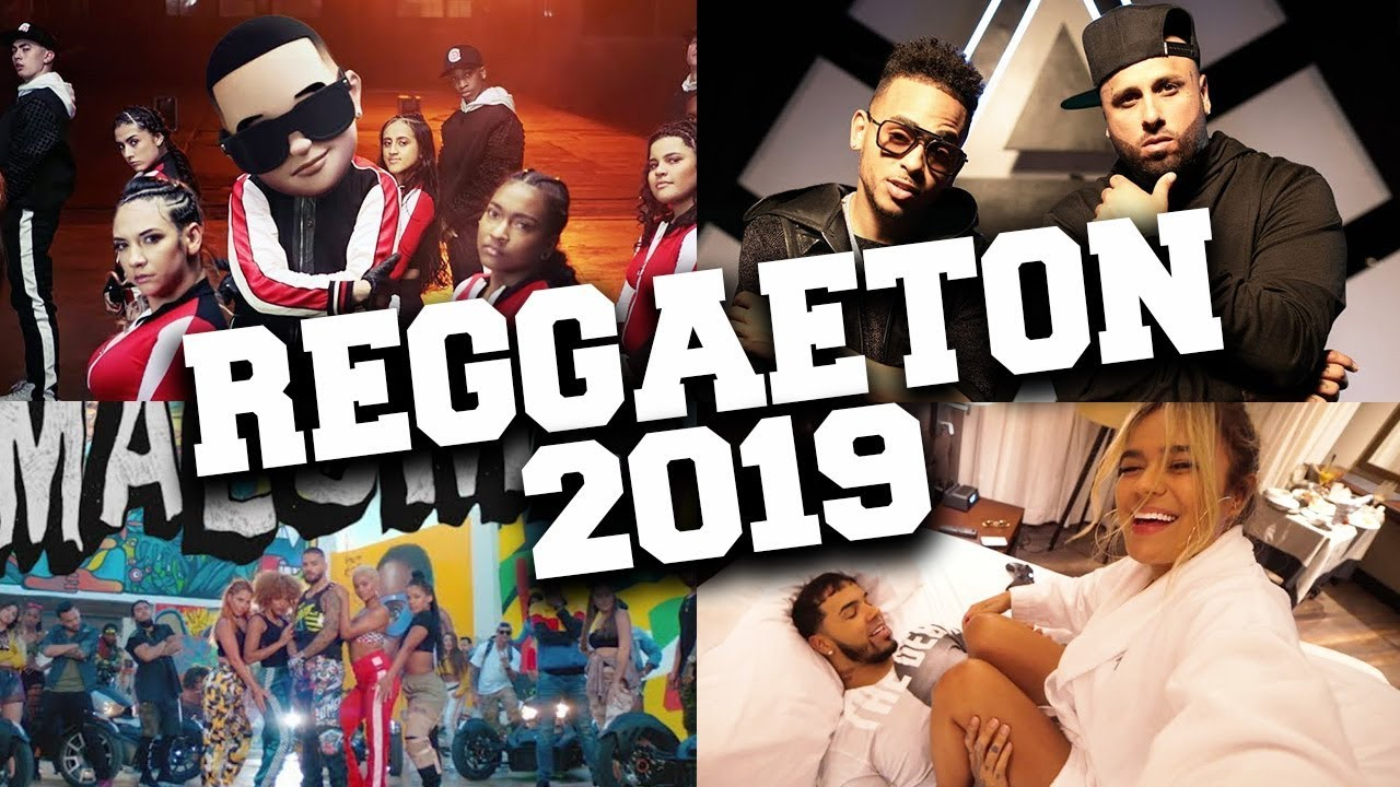 Top 100 Canciones de Reggaeton Mas Vistas en Youtube 2019