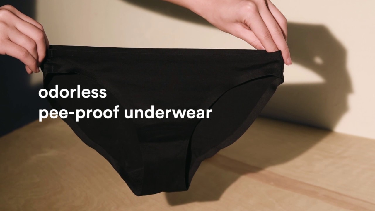 Piss pants undies