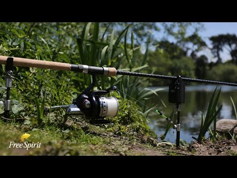 Carp Fishing - Free Spirit CTX Full Cork
