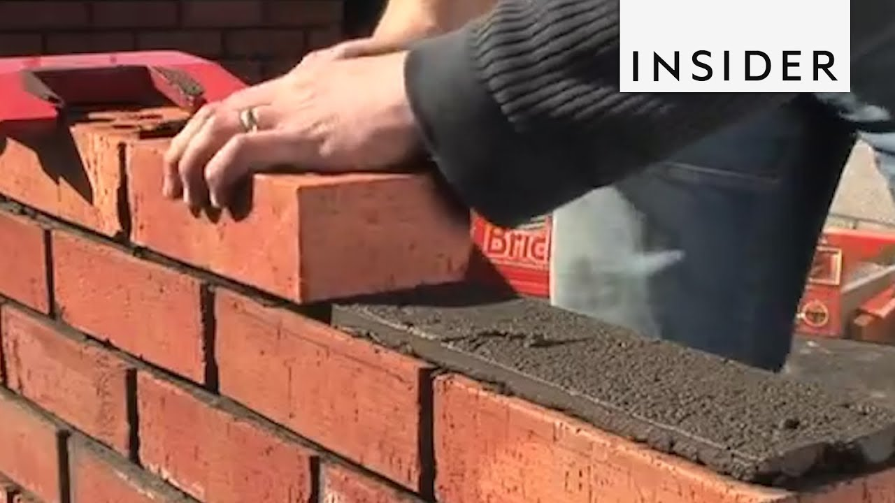 Build Your Own Brick Walls Easily Youtube