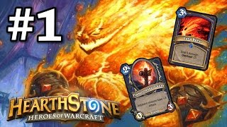 Hearthstone: Pug Gladiators - Fiery Fortune [part 1] (shaman Arena)