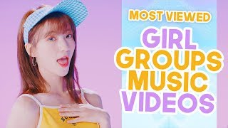 top 30 | MOST VIEWED KPOP GIRL GROUPS & FEMALE SOLO MUSIC VIDEOS OF 2019 (September)