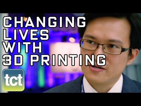 Changing Lives with Medical 3D Printing - Shanghai Ninth People's Hospital