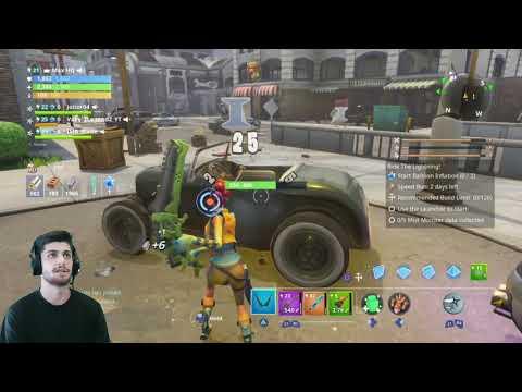 Fortnite save the world part 6 gameplay Kurdish  یاری فورتنایت به کوردی بهشی 6