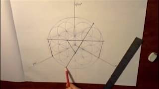 A PERFECT Nonagon with Compass and Straight Edge?