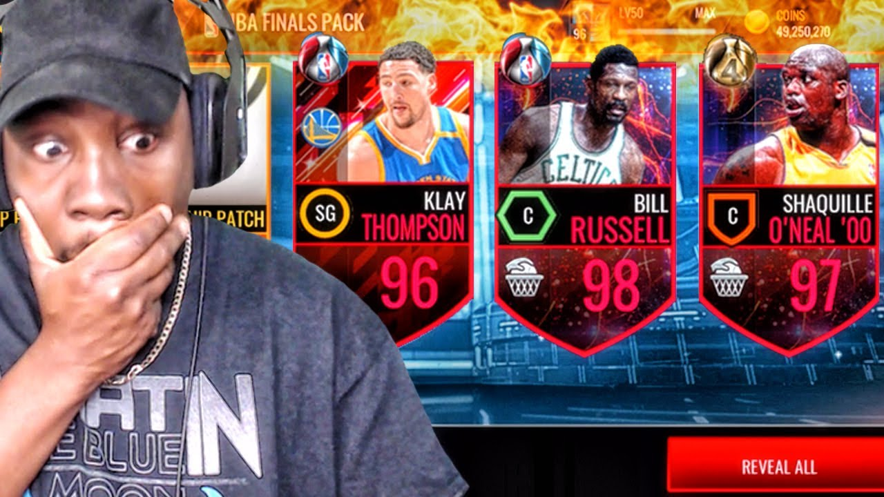 EPIC NBA FINALS PACK OPENING & FINALS MASTER ELITES! NBA Live Mobile 16 Gameplay Ep. 121 - YouTube