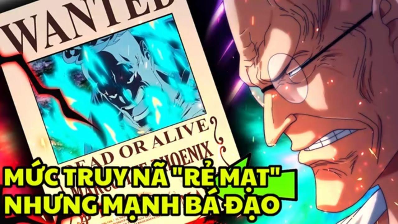 """Có mức truy nã """"RẺ MẠT"""", 5 nhân vật này lại sở hữu Sức Mạnh cực BÁ ĐẠO trong One Piece !"""
