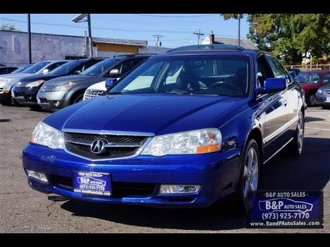 2003 Acura Tl Type S Youtube