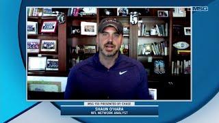 Shaun O'Hara: Eli Manning Has Plenty Left in the Tank! | MSG 150