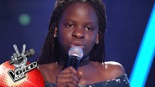 Mamy - 'Stay' | Blind Auditions | The Voice Kids | VTM