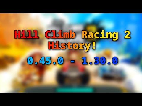 Hill Climb Racing 2 Evolution! All Updates 🔥