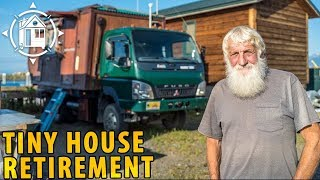 75 Year Old Man Travels World with Incredible House Truck