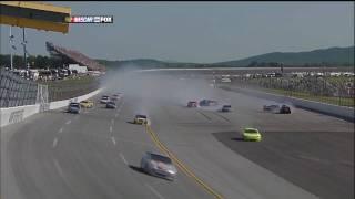 2009 NASCAR Talladega Wreck 'The Big One' #2 (Replays) HD