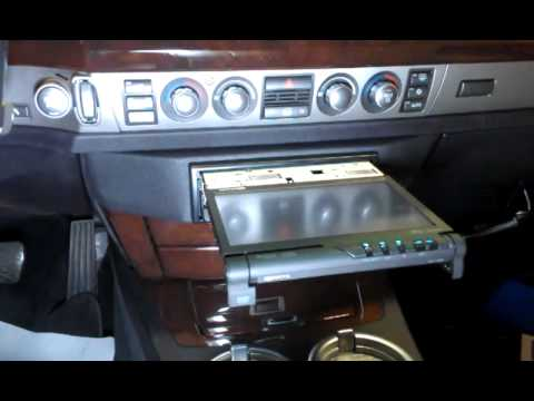 2006 Bmw 750i >> bmw 745 and 750 custom sound system by joes car stereo - YouTube