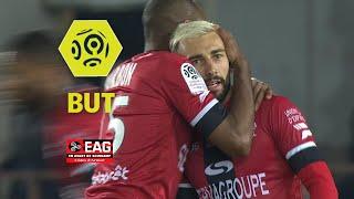 But Nicolas BENEZET (16') / RC Strasbourg Alsace - EA Guingamp (0-2)  / 2017-18