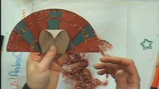 How To Make A Fun Holiday Turkey Decoration! Andrea Currie Crafts