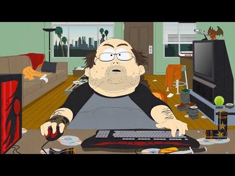 South Park Cartman World Of Warcraft Battle 1