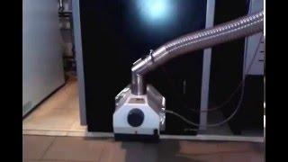 Пеллетный котел Bosch 40 кВт. Горелка на пеллетах OXI Ceramik(Котел на пеллетах Bosch 40 кВт с пеллетной горелкой OXI Ceramik. www.teplo-star.com.ua., 2016-04-07T21:37:14.000Z)