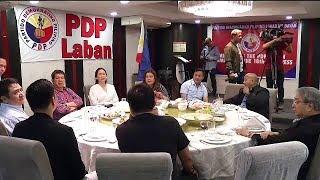 PDP-Laban yet to choose frontrunner for speakership