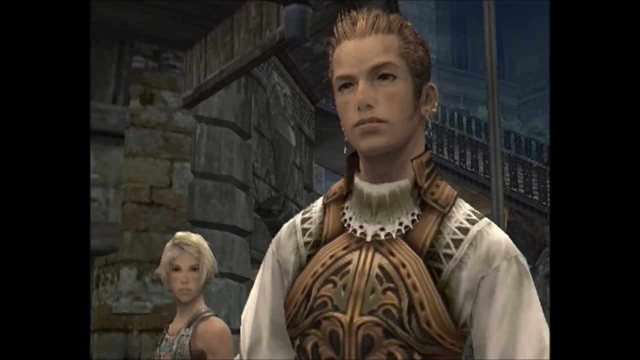 Gideon Emery As Balthier In Final Fantasy XII Quotes YouTube