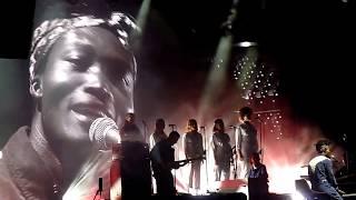 Benjamin Clementine - Phantom Of Aleppoville -- Live At Rock Werchter 02-07-2017