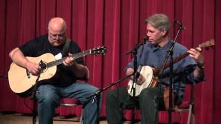 Michael Miles with Jim Hurst - The Thrill is Gone | Midwest Banjo Camp 2015