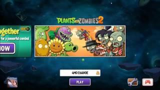 Как взломать Растения против Зомби 2 без Рут прав (способ 2)