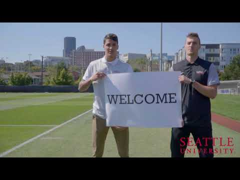 Seattle University - You Are Welcome Here
