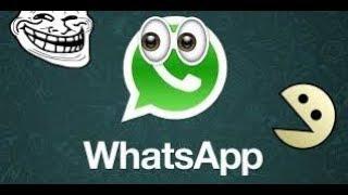 *Las 10 conversaciones de Whatsapp!*