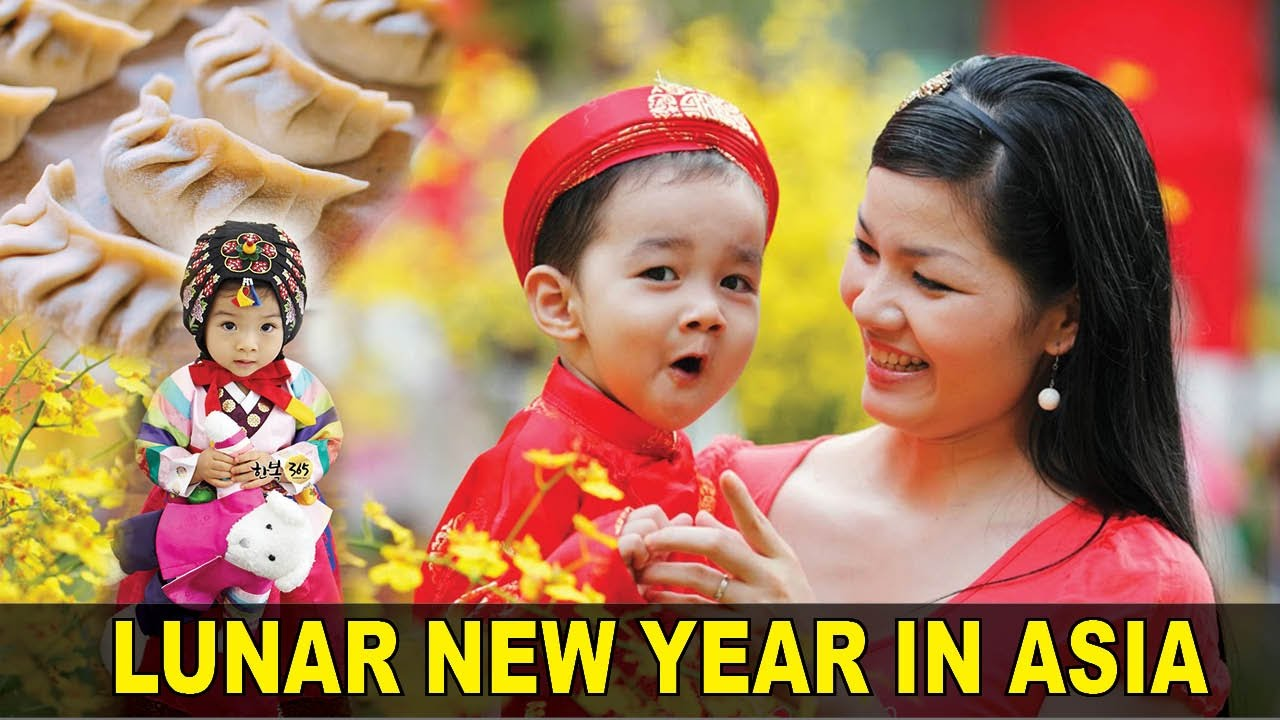 Lunar New Year Is Actually Celebrated In Most Asian Countries