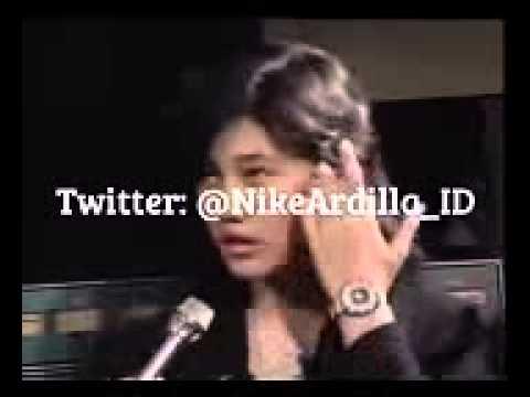 Nike Ardilla ~ Live Interview TVRI 1989 (Seberkas Sinar)