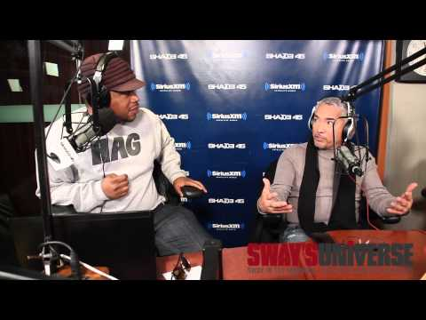 Cesar Millan Gives Advice On Making Your Dog Respect You On Sway In The Morning | Sway's Universe