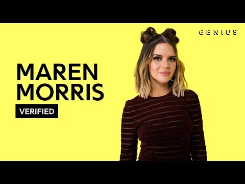 "Maren Morris ""GIRL"" Official Lyrics & Meaning 
