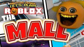 Roblox: Mall Obby! [Ärgerliche Orange-Spiele]