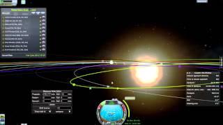 Kerbal Space Program - Reusable Space Program - Episode 30 - Interplanetary Maneuvers