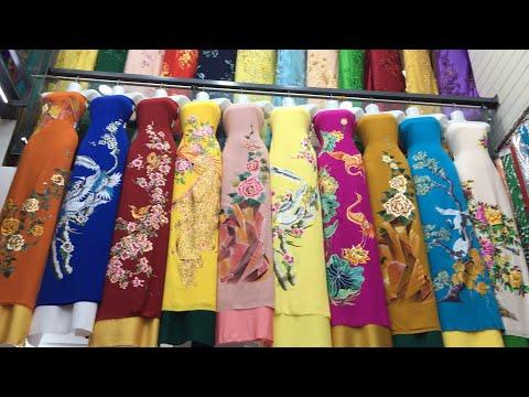 VIETNAM VLOG PART 6: BUYING DRESSES (AO DAI)