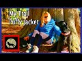 My Trail Ultralight Backpacking Women's Down Hoodie Puffy Jacket Review